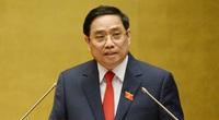 Thủ tướng Phạm Minh Chính được Quốc hội phê chuẩn đảm nhiệm thêm trọng trách
