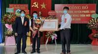 Quảng Nam: Phước Xuân về đích nông thôn mới