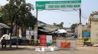 Tạm phong toả, ngừng hoạt động chợ đầu mối phía Nam Hà Nội vì có ca nghi mắc Covid-19