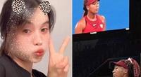 1001 kiểu chia tay Olympic: Naomi Osaka u sầu, Ánh Nguyệt nhí nhảnh