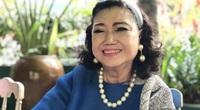 """Cuộc sống hiện tại của """"kỳ nữ cải lương"""" NSND Kim Cương giữa thời điểm dịch"""