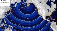 Nóng: Cảnh báo sóng thần sau trận động đất 8,2 độ Richter ngoài khơi Alaska