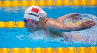 Video: Cận cảnh màn phá kỷ lục Olympic của nữ thần bơi lội Trung Quốc