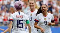Xác định 2 cặp bán kết bóng đá nữ Olympic: Mỹ rộng cửa vô địch