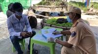 Cà Mau: Có tình trạng tài xế xe tải lén lút chở người vào địa bàn tỉnh
