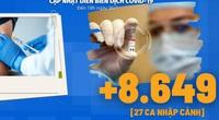 """Diễn biến dịch Covid-19 ngày 30/7: Bộ trưởng Bộ Y tế: """"Các địa phương phải nâng mức chống dịch lên rất cao"""""""