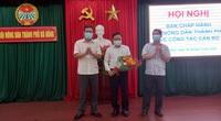 Thành phố Đà Nẵng có tân Chủ tịch Hội Nông dân vừa được bầu trúng sáng nay