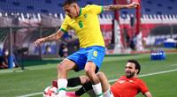 Kết quả bóng đá nam Olympic Tokyo 2020: ĐKVĐ Brazil nhẹ nhàng đi tiếp