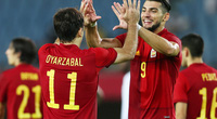 Kết quả bóng đá nam Olympic Tokyo 2020: Tây Ban Nha nhọc nhằn vào bán kết