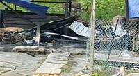 Quảng Nam: Một ngày 4 người tử vong do cháy nhà và giật điện