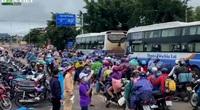 Video: Người dân Tây Nguyên hỗ trợ tiếp sức những người về từ các vùng dịch