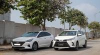 """Toyota liên tục giảm giá mạnh, vẫn bị Hyundai cho """"hít khói"""" tại Việt Nam"""