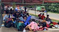 Đắk Lắk: Hủy kế hoạch đón công dân trở về vào phút chót, hàng trăm người kẹt lại TP.HCM