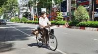 TP.HCM: Những thân phận người nghèo, ăn xin phải lang thang mưu sinh khi thành phố giãn cách