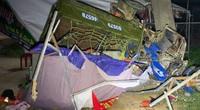 Một gia đình đi xe ba gác máy từ Đồng Nai về Nghệ An bị TNGT, con trai 15 tuổi tử vong