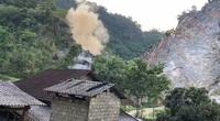 Bắc Kạn: Mỏ đá Khau Trạt chưa đảm bảo khoảng cách an toàn trong sử dụng vật liệu nổ