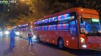 Khánh Hòa: đón gần 500 sinh viên từ TP.HCM trở về quê