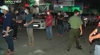 Đồng Nai: Vận động hàng trăm công nhân trở lại nhà trọ trong đêm, tạm dừng đưa người về quê