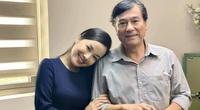 """15 năm Nhật ký Vàng Anh, Minh Hương từ """"con"""" hóa """"bạn gái"""" NSND Mạnh Cường"""