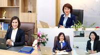 """Vừa có tân Chủ tịch 8X, NCB """"gây sốc"""" với quyết định bổ nhiệm 3 nữ lãnh đạo cấp cao"""