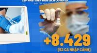 Diễn biến dịch Covid-19 ngày 3/8: TP. HCM đã có những diễn biến tích cực hơn