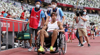 VĐV đen đủi nhất Olympic 2020: Ung thư, dính doping, rời giải bằng xe lăn