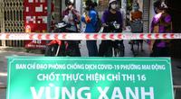 """Bí thư Hà Nội Đinh Tiến Dũng: Nhanh chóng thiết lập các """"vùng xanh"""" ở địa bàn dân cư"""