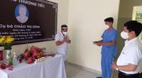 Mẹ mất, nhân viên y tế ở Hà Giang đang chống dịch tại TP.HCM không về được