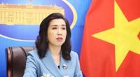 Yêu cầu Trung Quốc chấm dứt và không tái diễn tập trận ở khu vực Hoàng Sa