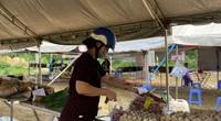 Đồng Nai: Tự mở quầy hàng bình ổn giá để tiêu thụ nông sản cho gia đình và bà con nông dân