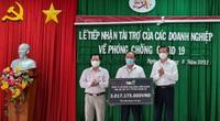 Kiên Giang: Tiếp nhận hỗ trợ trang thiết bị y tế phòng chống dịch hơn 18 tỷ đồng