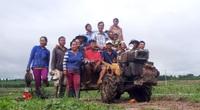 Nông sản nhiều nơi ùn ứ, nông dân nơi này vẫn mở rộng vùng trồng ca cao trong mùa dịch