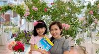 Ngắm mãi không chán vườn hồng lung linh giữa mùa dịch của mẹ đảm Sài Gòn
