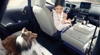 Lần đầu lộ nội thất Hyundai Casper 2022, ghế gập phẳng hoàn toàn