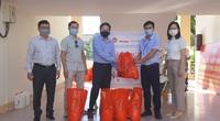 Đà Nẵng: Tặng 160 suất quà cho hội viên nông dân nghèo, khó khăn do ảnh hưởng của dịch bệnh Covid-19