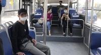 Hà Nội nới lỏng giãn cách: Những đối tượng nào được đi xe buýt?