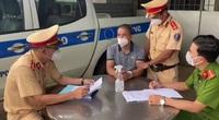 Đắk Nông: Đối tượng truy nã bị CSGT bắt giữ khi đang điều khiển xe luồng xanh