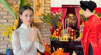 Nghệ sĩ cầu cho Phi Nhung, mong sân khấu sớm sáng đèn trở lại nhân ngày giỗ Tổ nghề