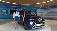 Người đẹp trải nghiệm Hyundai Casper 2022, có chi tiết giống SantaFe, giá từ 270 triệu đồng