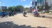 Hải Phòng: Người dân khốn khổ vì khói bụi thi công đường Đông Khê 2