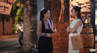 Phim hot Hương vị tình thân tập 38 phần 2: Diệp lén lút hẹn hò Dũng