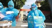 Hà Nội: Cả gia đình ở một chung cư dương tính SARS-CoV-2
