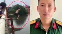"""Bộ trưởng Bộ Quốc phòng gửi thư khen """"chú bộ đội"""" lao xuống sông cứu cô gái chới với giữa dòng nước"""