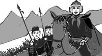 """Danh tướng thời chúa Nguyễn nào được ví như """"Hùng Thiết Lũy"""""""