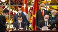 Cuba ưu tiên chuyển giao công nghệ vaccine phòng Covid-19 cho Việt Nam