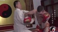 Đấu võ sư Võ Đang 65 tuổi, cao thủ Muay Thái... bị đánh bầm dập?