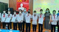 Trường THCS Trần Phú, quận Kiến An: Tổ chức trao quà trung thu cho học sinh có hoàn cảnh khó khăn