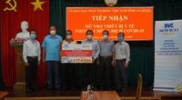 Tập đoàn Sovico và HDBank tiếp tục tặng xe cứu thương, máy thở và thiết bị y tế cho tỉnh An Giang