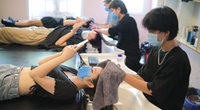 Hà Nội: Quán cắt tóc, gội đầu, shipper công nghệ... và nhiều dịch vụ hoạt động lại từ 21/9