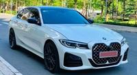 """BMW 320i lên """"full đồ"""", """"độc"""" nhất Việt Nam, rao bán chỉ sau 5000 km"""
